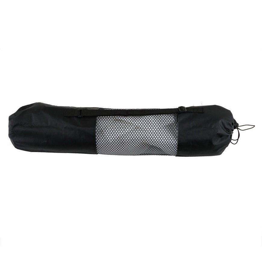 HOT SALE! Yoga Pilates Mat Nylon Bag Carrier Mesh Case Adjustable Strap CAF