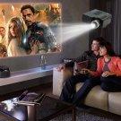 UC28 PRO HDMI Portable Mini LED Entertainment Projector Home Cinema Theater DF