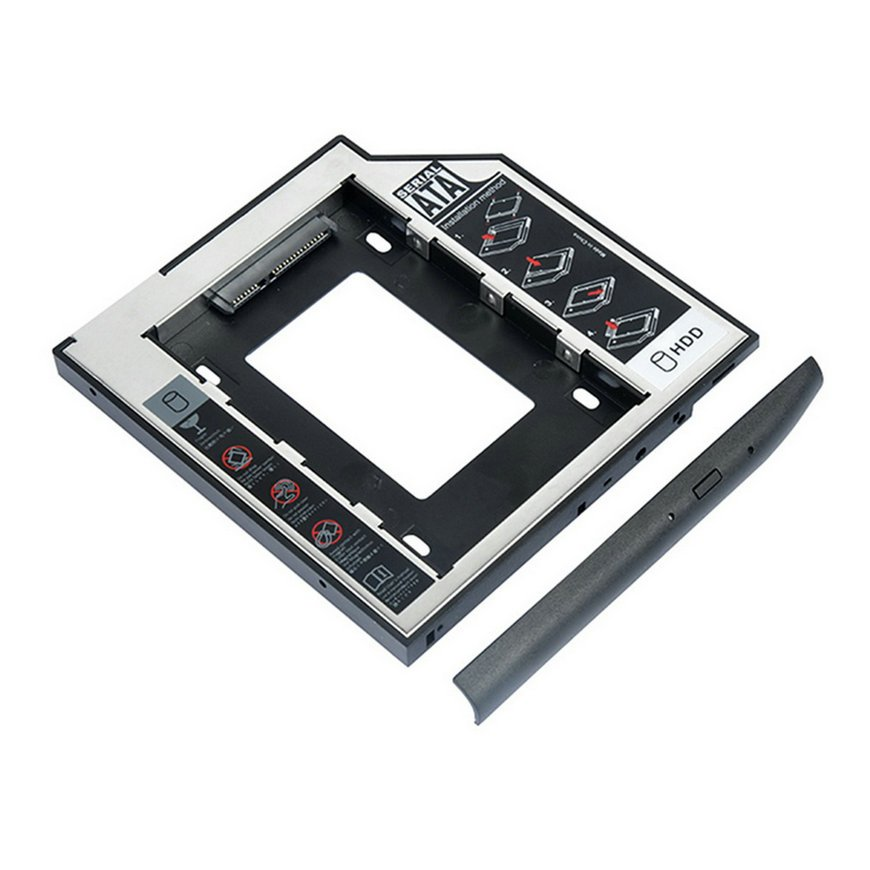 Laptop HDD Frame Hard Drive Bays Caddy W/ Ejector Module for HP2530P FE