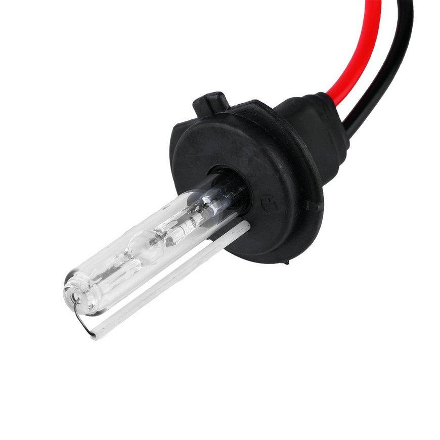 35W 12V H1 6000K Slim HID Xenon Light High Intensity Discharge Lamp Bulb FE