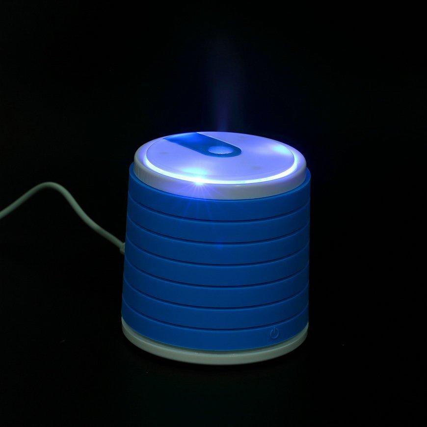 Portable USB Humidifier Diffuser Air Purifier Mist Make For Office Home Car FE