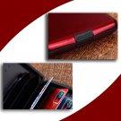 Aluminum Metal Waterproof Box Case Business ID Credit Card Holder Wallet FE