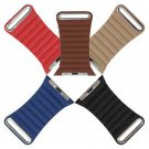 38mm Faux Leather Loop-meadium Watch Band Strap Replacement for Apple iWatch FE