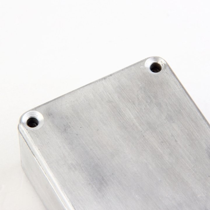 New Aluminum Stomp Box 1590B Effects Pedal Enclosure FOR Guitar Hotsell FE