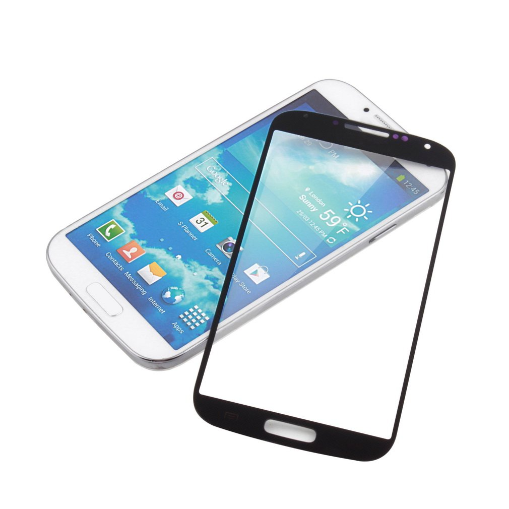 Screen Glass Lens Replacement Kit for Samsung Galaxy i9500 S4 SIV+ Tools GP