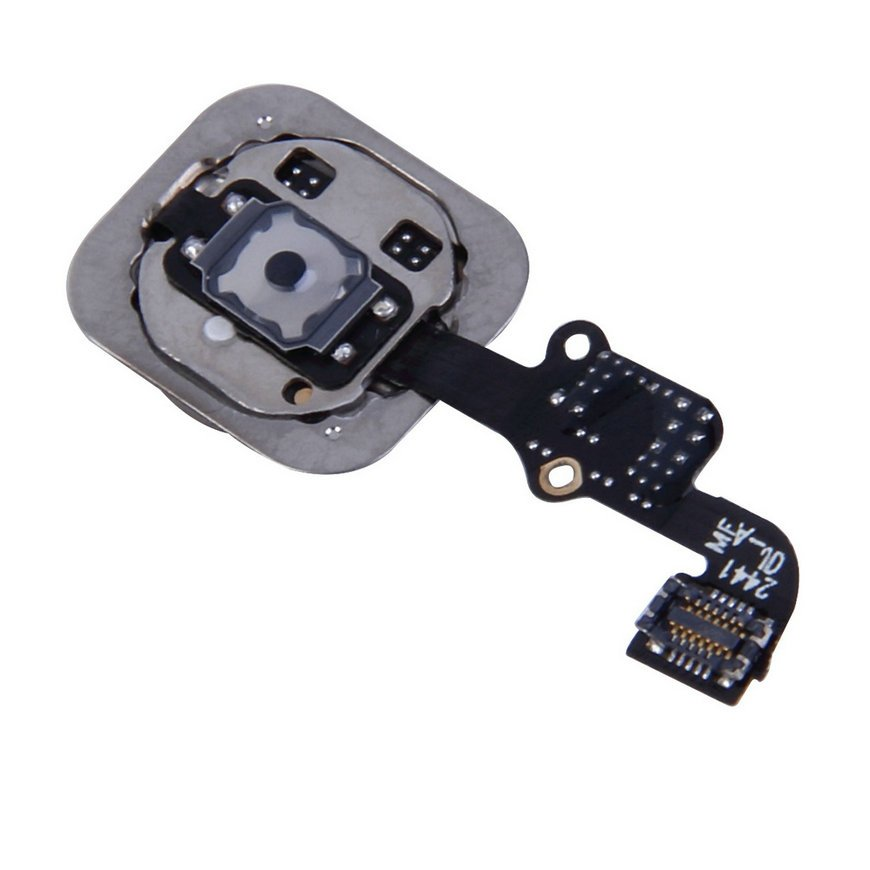 Home Button Flex Cable Touch ID Sensor Replacement Part For iPhone 6 4.7'' FE