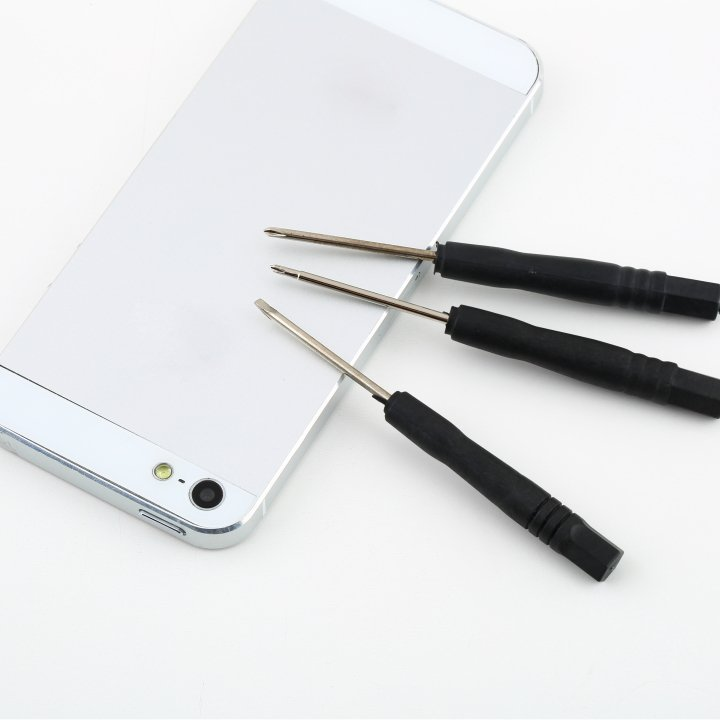 8x Opening Pry Tool Parts Repair Equipment Kit For iPod iPhone 5 4S 4G 3G 3GS