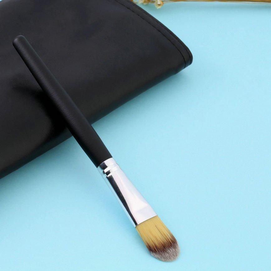 20 Pcs Makeup Powder Foundation Eyeshadow Eyeliner Lip Cosmetic Brushes Set FE