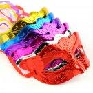1pc Retro Masquerade Eye Mask Halloween Party Fancy Dress Costume Masks FE