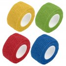 Self-Adhering Bandage Wraps Elastic Adhesive First Aid Tape Stretch 2.5cm FE