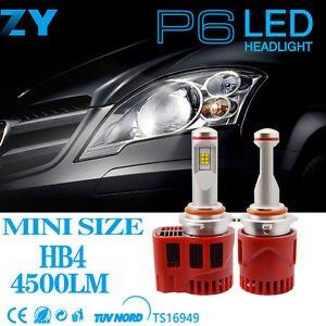2x 45W 4500LM Car LED Headlight Conversion Kit HB4 Replace Light Bulbs GP