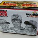 Back to Back Daytona 500 Winners Tin