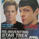 Star Trek Magazine No: 17, Apr/May 2009. Re-inventing Star Trek for the 21st Century