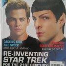 Star Trek Magazine No: 17, Apr/May 2009. Re-inventing Star Trek for the 21st Century