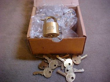 wilson bohannan 15 piece keyed alike lock set