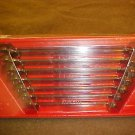 snap on flank drive plus soex707 combination wrench set standard