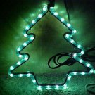 Tree Rope Light Sculpture