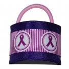 Purple Cancer Awareness Hair Cuffs