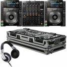 Pioneer CDJ-2000 Turntable + DJM-2000 Mixer Package