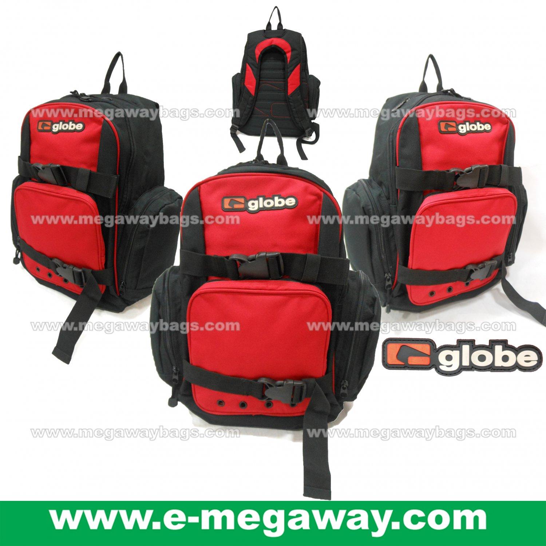 Globe Snowboard Skate Ski Backpack Day Pack Rucksack Sports Pack MegawayBags #CC-0981(A)