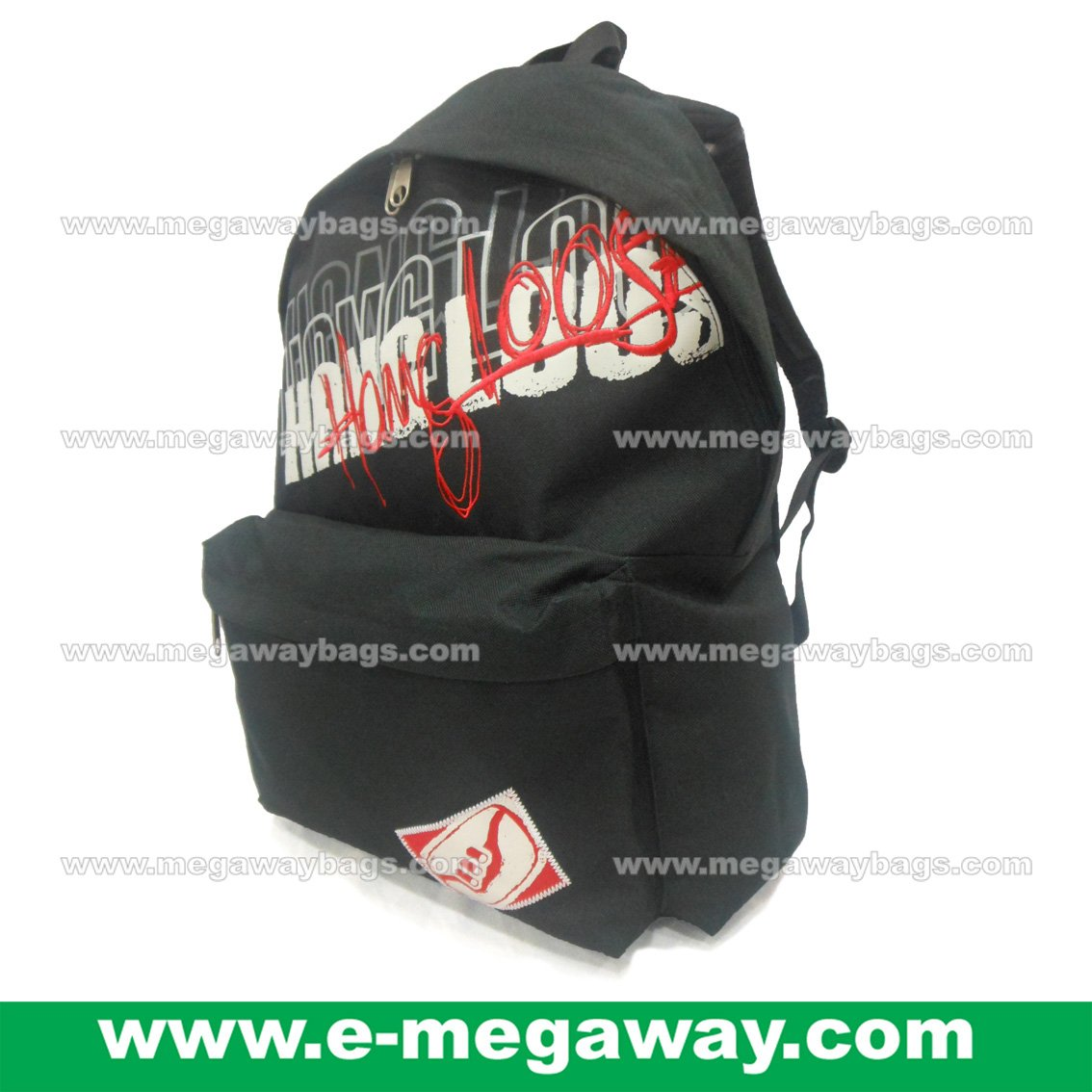 Hang Loose Backpack Nylon Backpack Rucksack Day Pack Sports Outdoor MegawayBags #CC- 0983A
