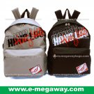 Hang Loose Backpack Nylon Backpack Rucksack Day Pack Sports Outdoor MegawayBags #CC- 0983B