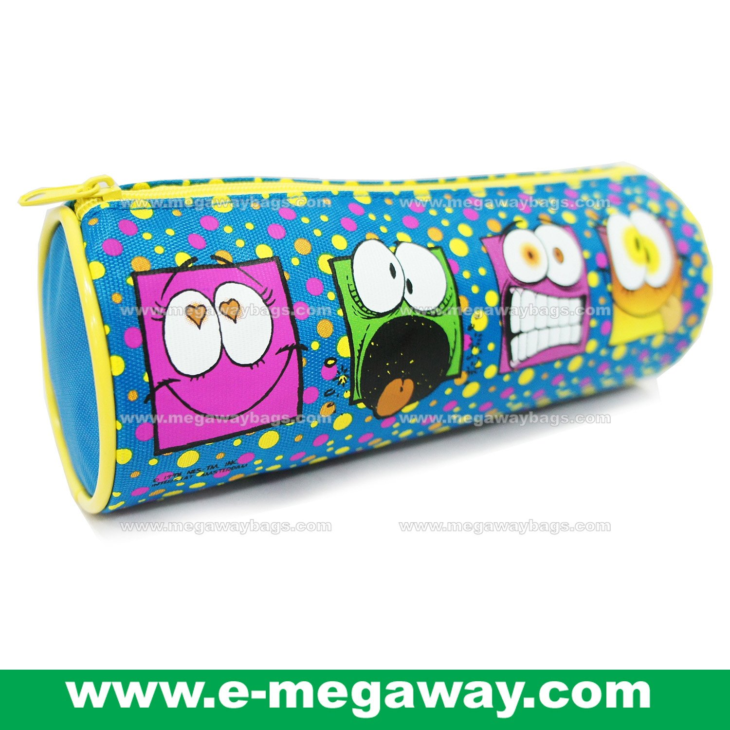 Characters Licence Pencil Case Pouch School Pen Kids Children Bags Stationery MegawayBags #CC- 0804