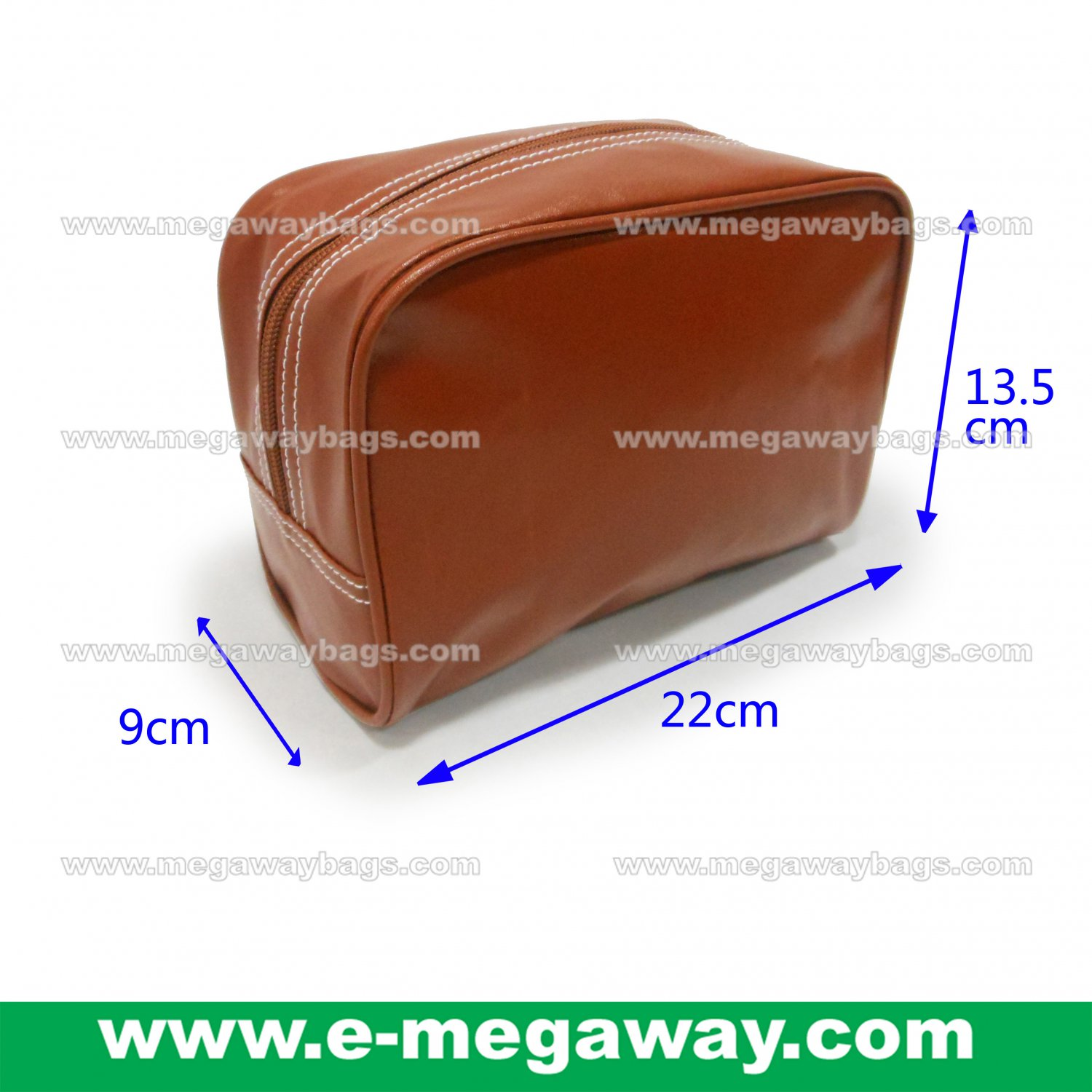 Unisex Travel Amenity Beauty Makeup Bag Purses Cosmetic Spa Pouch MegawayBags #CC-0972
