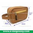 Unisex Travel Amenity Beauty Makeup Bag Purses Cosmetic Spa Pouch MegawayBags #CC-0973B
