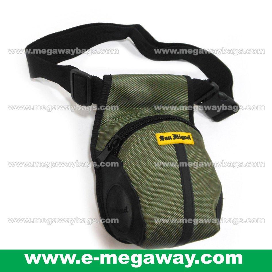 San Miguel Waist Bag Pouches Money Wallets Work Sports Travel Phone MegawayBags #CC-0319