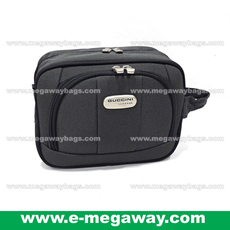 GUCCINI Travel Toiletry Amenity Beauty Pouch Travel Airline Organizer Sac MegawayBags #CC-0145