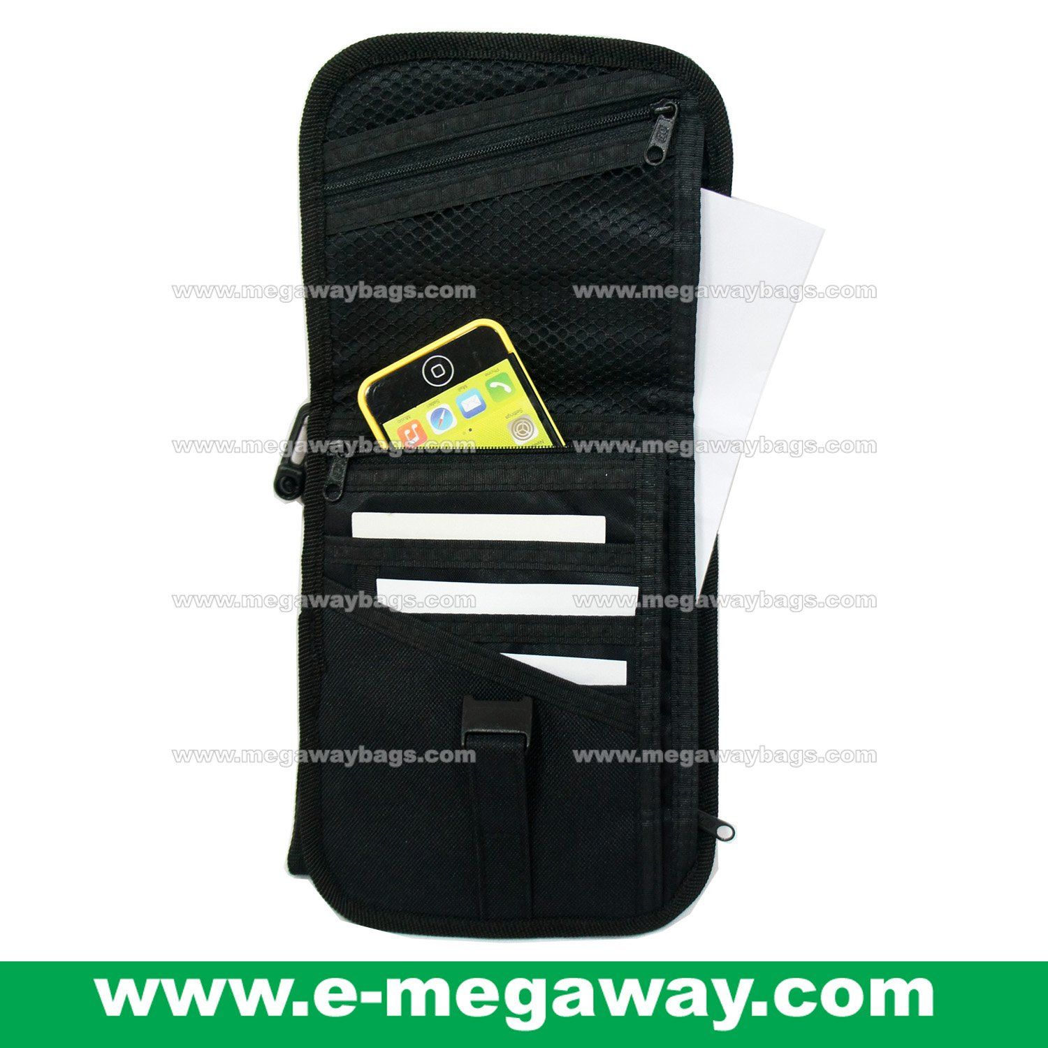 GO Travel Wallets Money Bank Cards Airline Tickets Passport Holders Sac MegawayBags #CC-0851