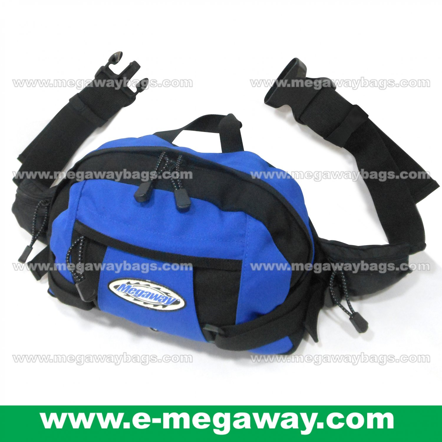 Megaway Sports Hiking Day Pack Backpack Waist Hip Bag Camping Hunting Work MegawayBags #CC-0320