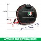 Original AGV Helmet Foamed Protective Bag MotorBike Cycle Bike Racing MegawayBag #CC-0620