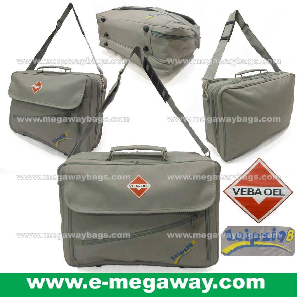 VEBA OEL Shoulder Carry Bag Labtop Briefcase Business Travel Messenger MegawayBags #CC-0995
