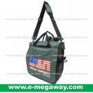 DJ 3in1 Disc Jockey Shoulder Bag+Tote Bag+Backpack Carry Travelling MegawayBags #CC-0992