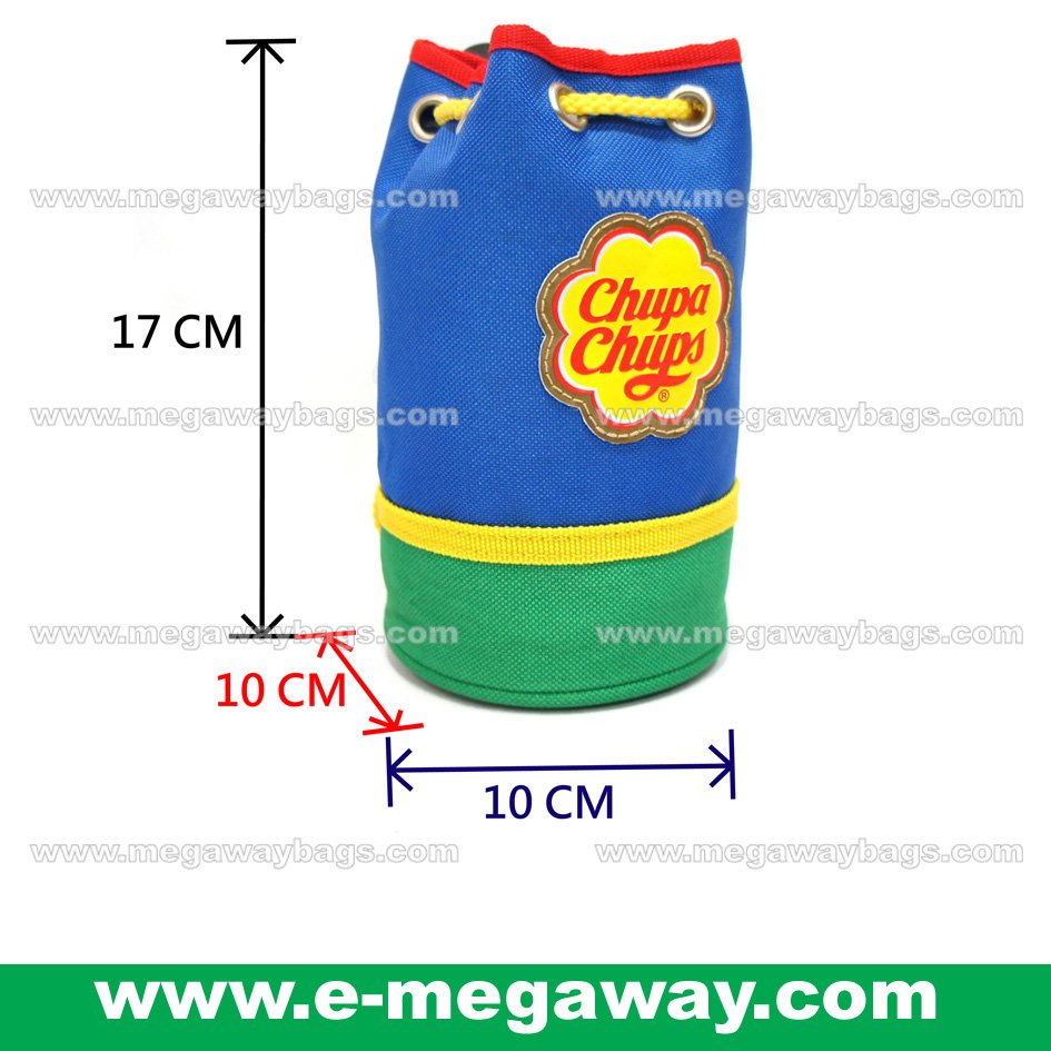 Chupa Chups Candy Sweets Fans Small Gifts Bag Chocolate Gum Lollipop MegawayBags #CC-0605