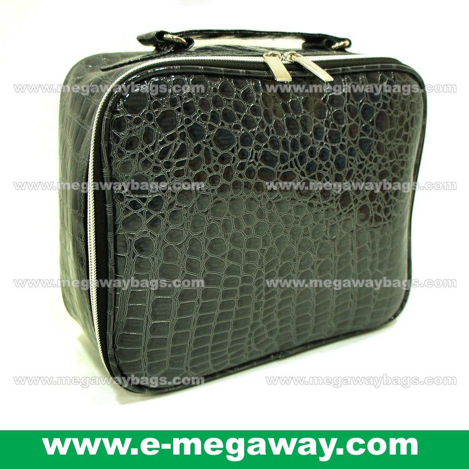 Designer Unique Emboss Quilt Beauty Cosmetic MakeUp Bags Pouch Purse MegawayBags #CC-0044C