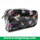 Designers Unique Emboss PVC Beauty Cosmetic Make Up Bags Pouch Purse MegawayBags #CC-0041B