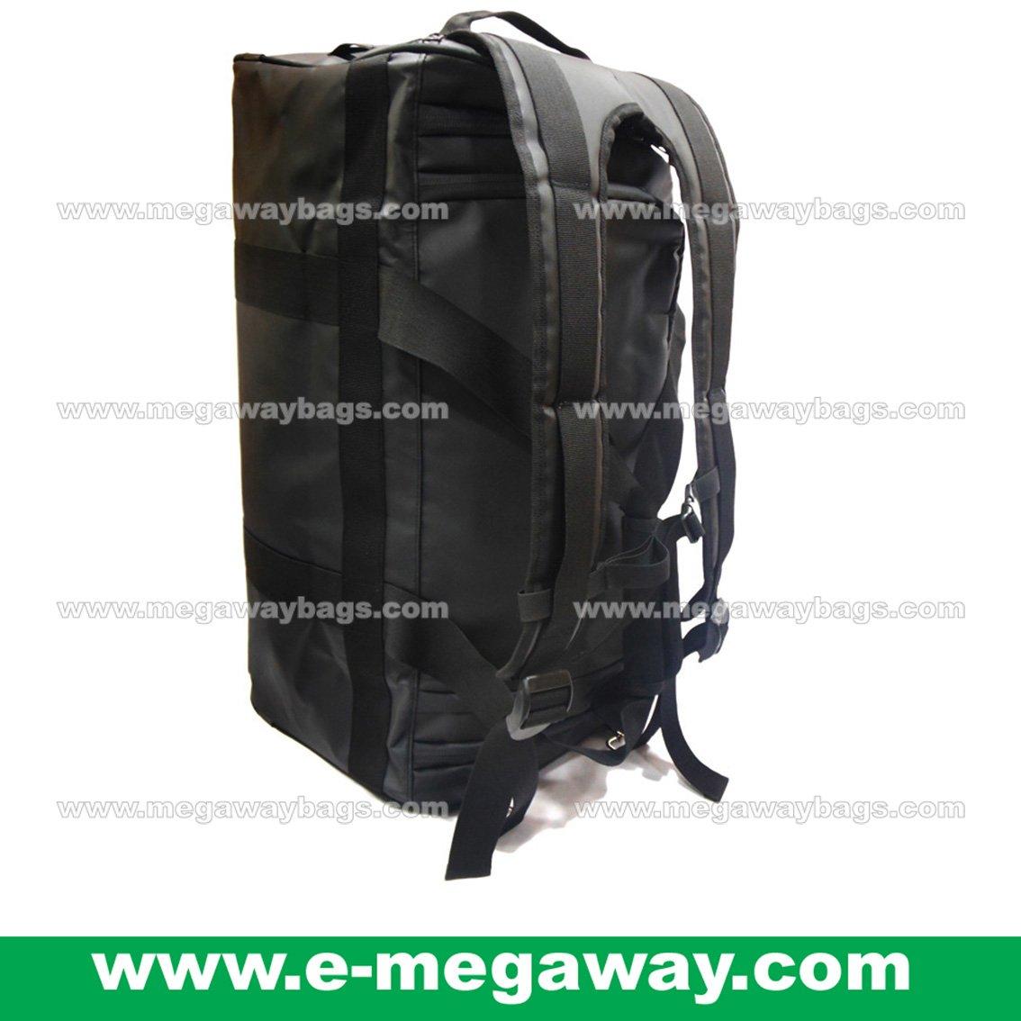 Tarpaulin Outdoor Pack Backpack Gear Duffel Kit Sport Bag Holdall Gym MegawayBags #CC-0937