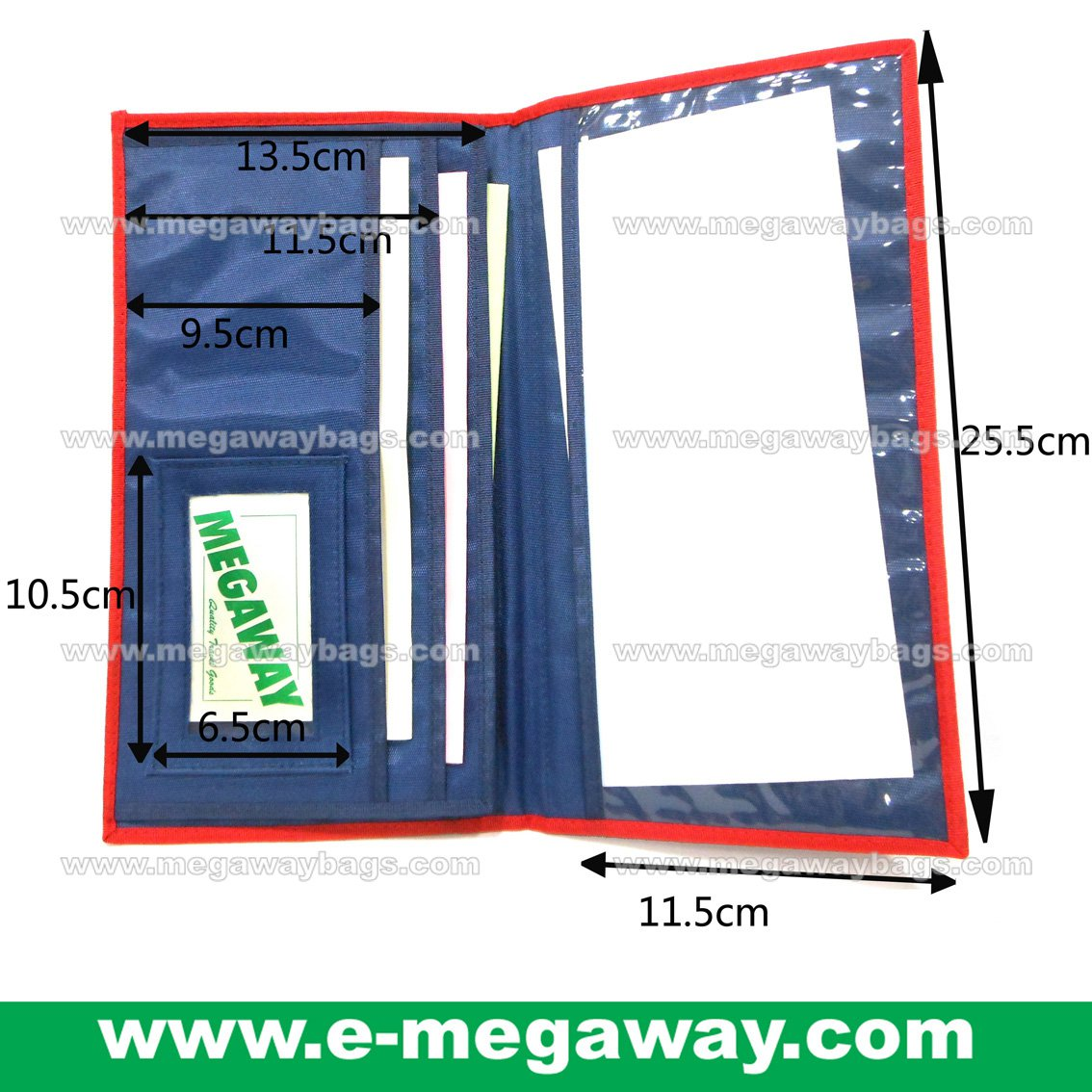 Travel Wallets Bag Money Air Tickets Credit Cards Passport Organizer MegawayBags #CC-0933A-7125