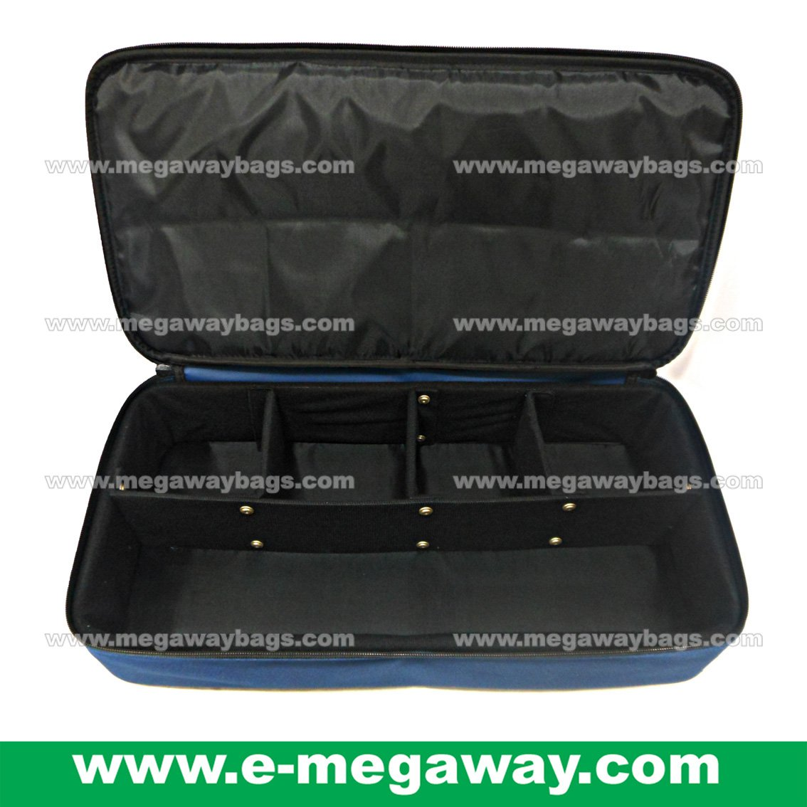 Takeaway (Zip-Up-Go) Tools Hard Boxes Bag Organizers Desktop Craft MegawayBags #CC-0998