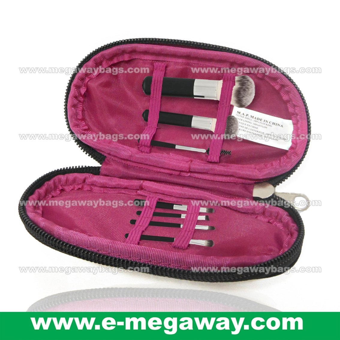 Travel Toiletry Amenity Organizer Cosmetic Make Up Bag Tools Beauty MegawayBags #CC-1060