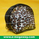 Small See Through Vinyl Printed Purses Pouch Zipped Handbags Taschen MegawayBags #CC-1055