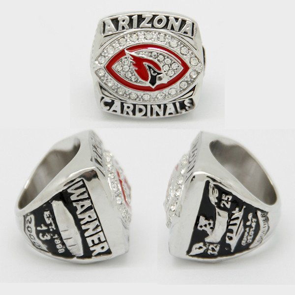 Arizona Cardinals Nfc Championship Ring