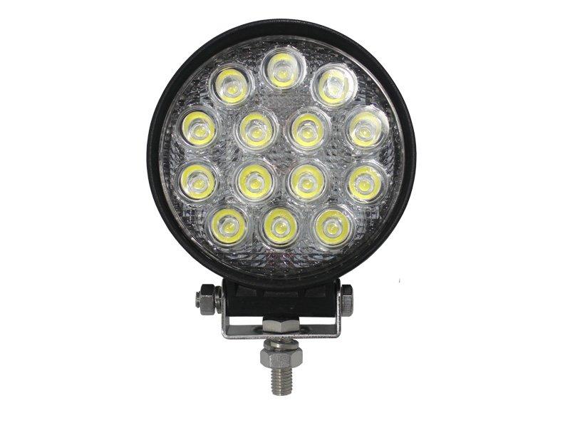4.5'' 42W LED Work Light 12V 24V Flood Spot Beam LED Auto Lamp For Off road 4x4 LED Driving Light