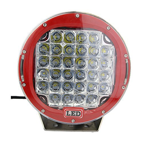 9inch 185W CREE LED Driving Light 4X4 12V 24V 37x5W 185 watt Super Bright Spotlights for Car Offroad