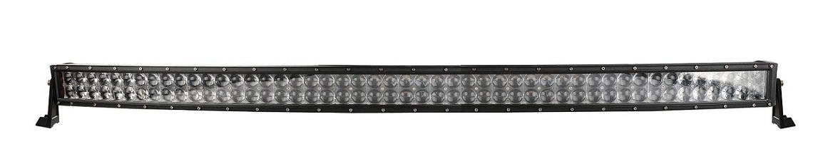 52'' inch LED Bar Curved 500W Osram LED Light Bars 12V 24V 4D Truck 4X4 ATV LED Lightbar Osram