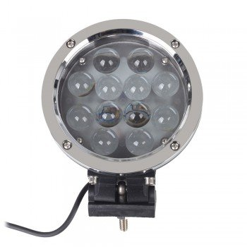 7'' CREE 60W LED WORK LIGHT DRIVING LIGHT CAR SPOT/FLOOD OFFROAD 4WD ATV 12V 24V 60W LED WORK LIGHTS