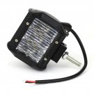 4 Inch 30W Car Work Light Bar Spot 12V 24V 5D Barra 4x4 ATV Motorcycle DRL 6x5W LED Fog Lamp